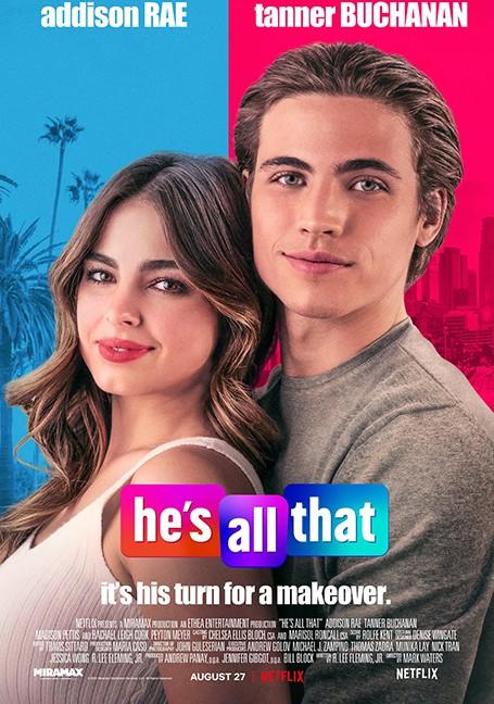 He's All That (2021) ภารกิจปั้นหนุ่มในฝัน