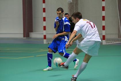Permainan Bola Futsal beserta Pengertian Sejarah dan Ukuran Lapangan