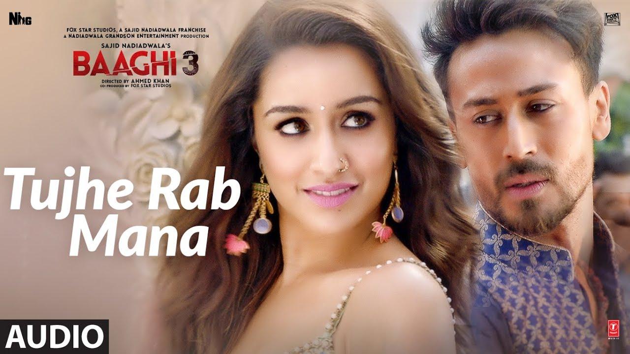 Tujhe Rab Mana Song Lyrics