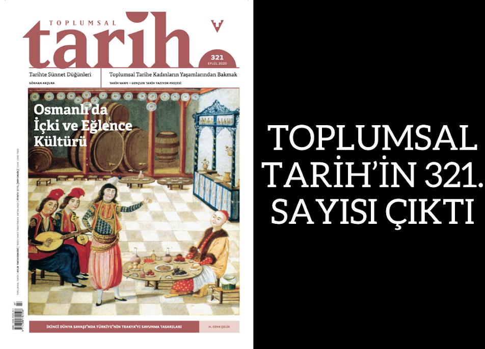Toplumsal Tarih Dergisi