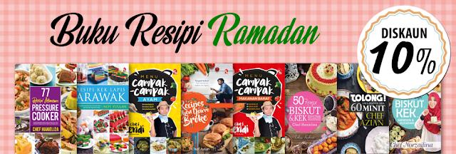 Buku Resepi Ramadan