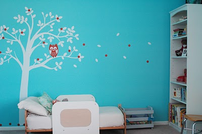 Teal Paint For Bedroom | o2 Pilates
