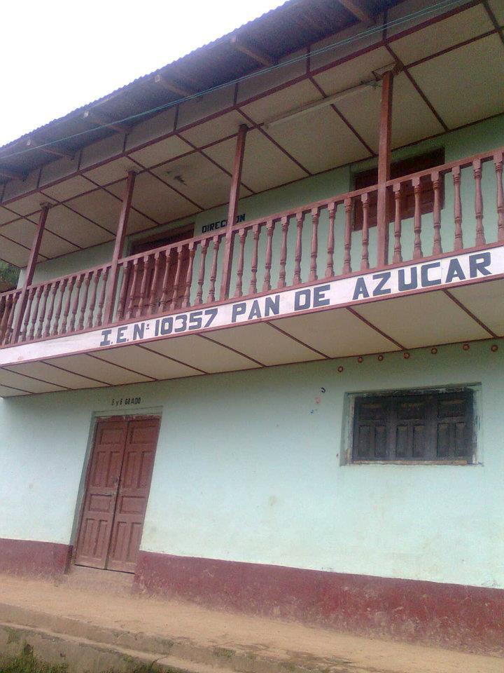 Escuela 10357 - Pan de Azúcar