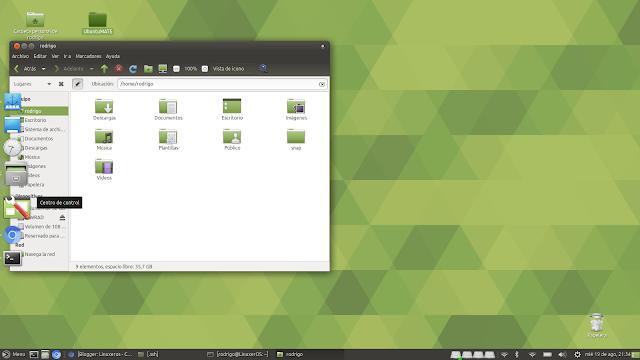 Ubuntu MATE, una distribución tradicionalista