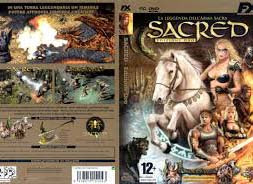 Free Download PC Game Sacred Gold Full Version