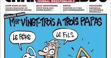 dal web Oggi Charlie Hebdo ha pubblicato una vignetta tremenda sui ter