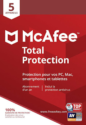 McAfee Total Protection & McAfee LiveSafe