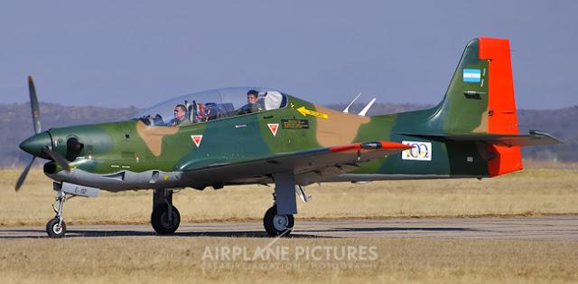 Resultado de imagen para avión Tucano argentino