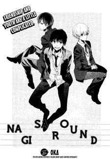 Nagisa Round Manga