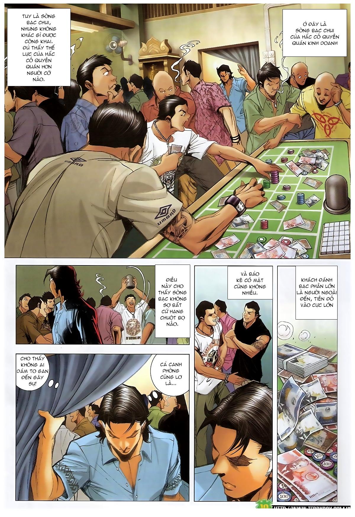 Người Trong Giang Hồ - Chapter 1397: Anh hùng cúi đầu - Pic 9