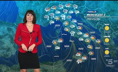Stefania Andriola meteo 2 dicembre 2020
