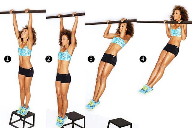 Xà đơn LÀ THỂ DỤC tăng chiều cao là cách thể thao dễ thực hiện và có thể tập bất kỳ nơi nào.