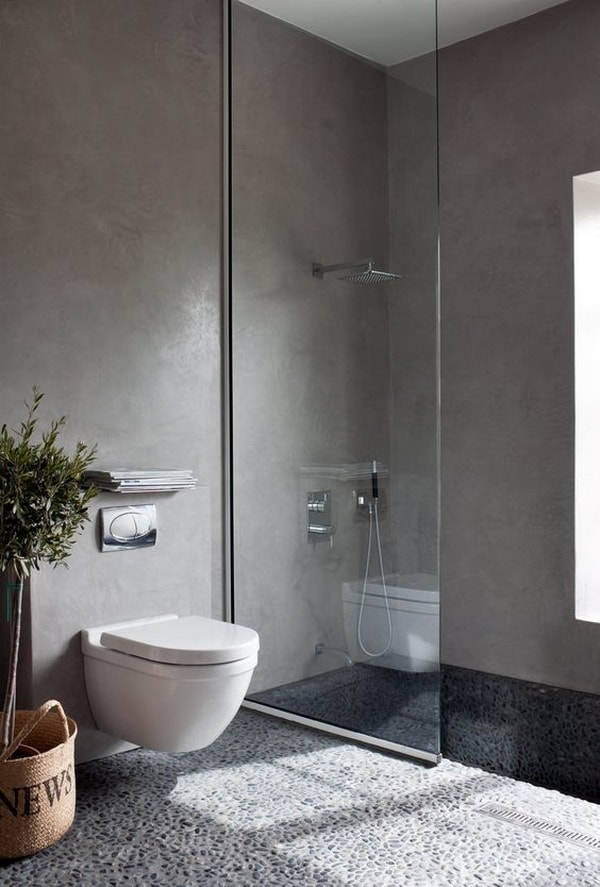 Solutions To Decorate Small Bathrooms 10