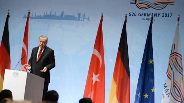 Ερντογάν για το Κυπριακό: Θα ξεκινήσουμε να σκεφτόμαστε σχέδια Β' και Γ'