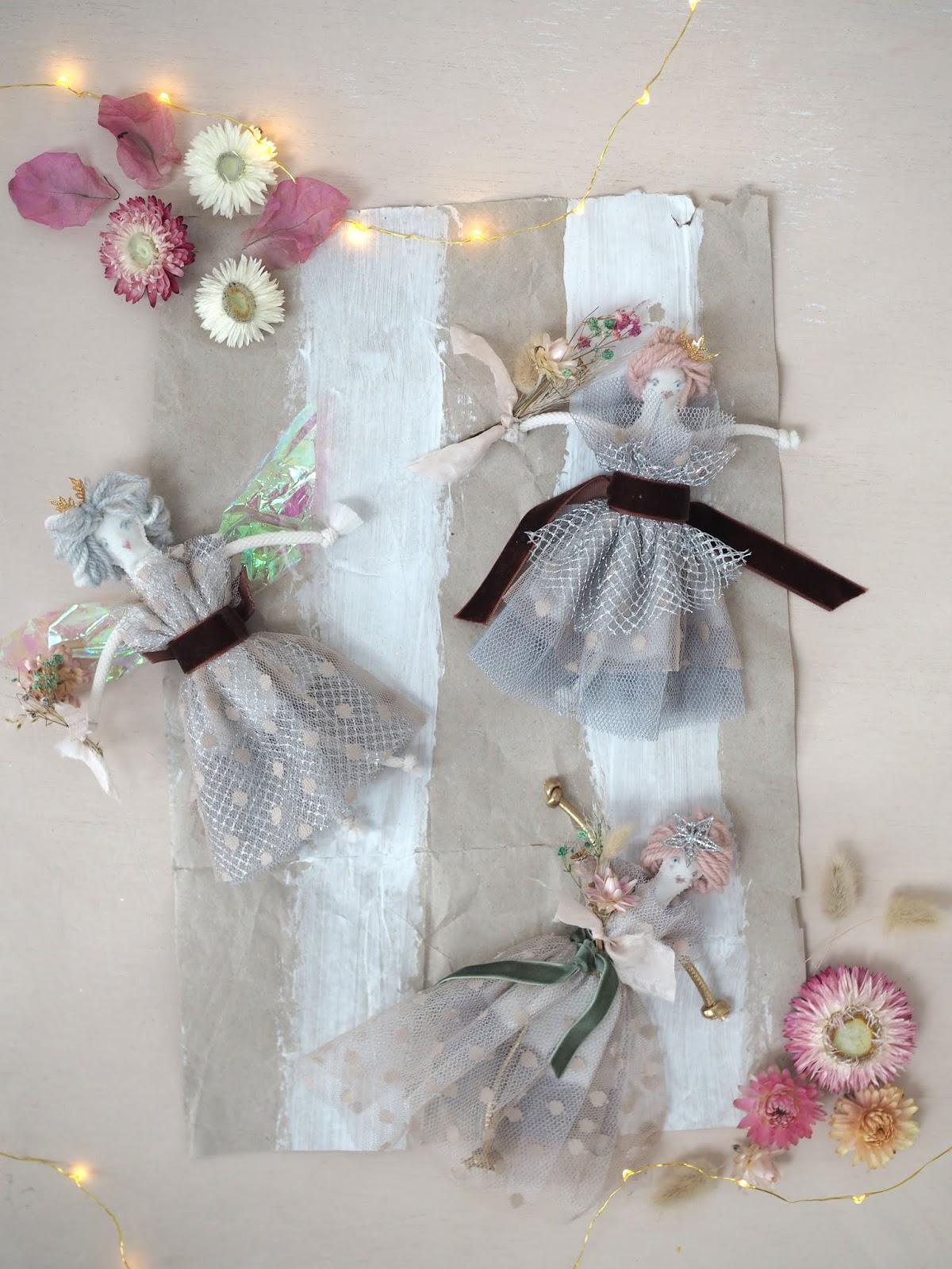 Handmade Flower Fairies