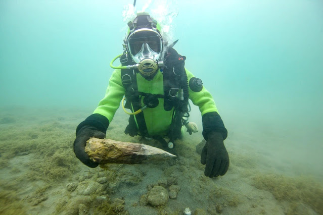 How science is helping unearth ancient submerged Alpine settlements