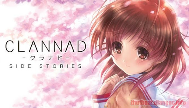 Download Game CLANNAD Side Stories Full Crack