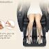 Ghế massage của Nhật