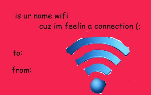 Cheesy Valentines Day Cards
