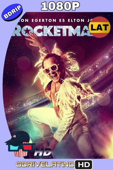 Rocketman (2019) BDRip 1080p Latino-Ingles MKV