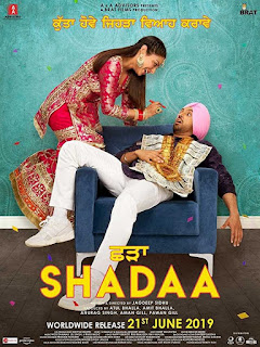 Shadaa First Look Poster 3