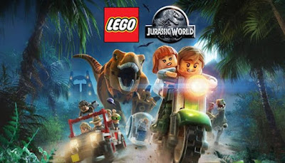 تحميل لعبة Lego Jurassic World للكمبيوتر كاملة