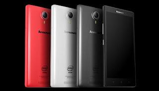 Harga Lenovo P90 Terbaru, Dilengkapi Sisteim Operasi Android OS v4.4.4 (KitKat)