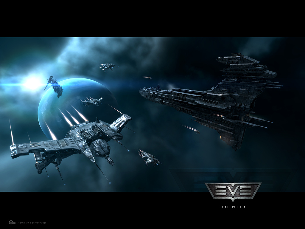 Eve Online Surpasses 500,000 Subscriber Goal - Gaming Cypher