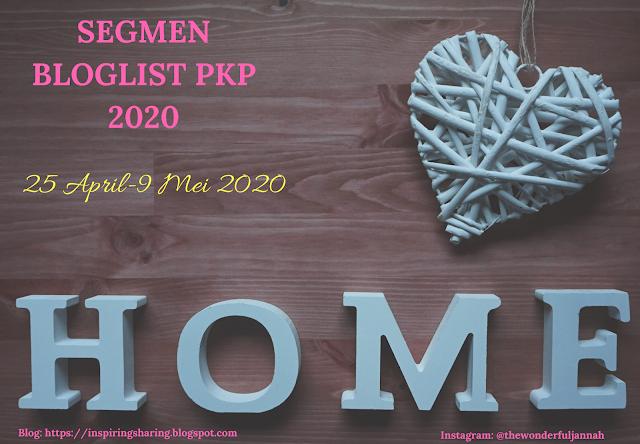 Segmen Bloglist PKP 2020