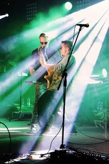 Relacja z koncertu - Mrozu 2015