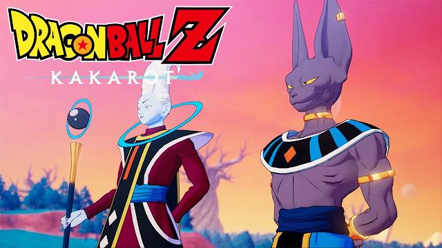 Dragon Ball Z Kakarot A New Power Awakens تحميل مجانا