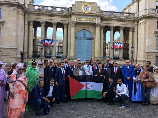 المشاركون في الندوة التأسيسية للشبكة البرلمانية الدولية يجددون دعمهم لحق الشعب الصحراوي الغير القابل للتصرف في تقرير المصير