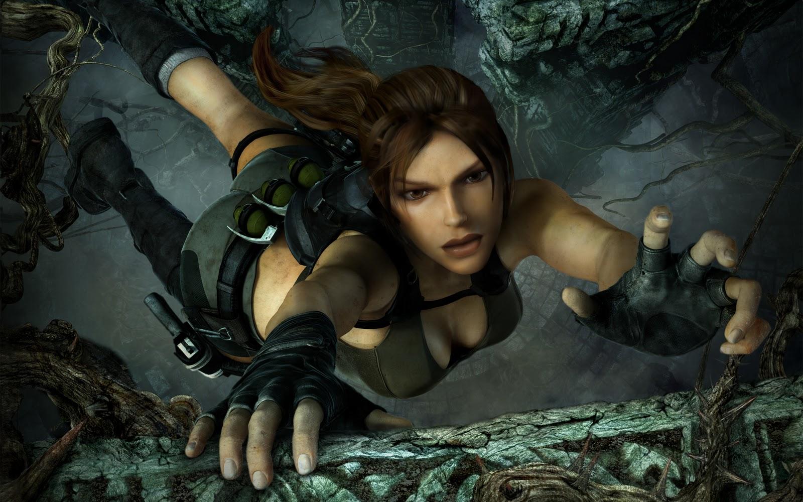 Papel De Parede HD: Wallpapers Tomb Raider