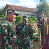 Danrem 132 Tadulako Tinjau Pembangunan Rehab RTLH, Dalam Rangka HUT RI