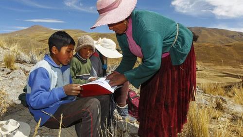 Trường học đóng cửa vì dịch, trẻ em nghèo ở Bolivia đi làm thêm