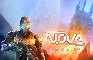 N.O.V.A Legacy v5.1.3 Mod Apk Terbaru (Unlimited Money)