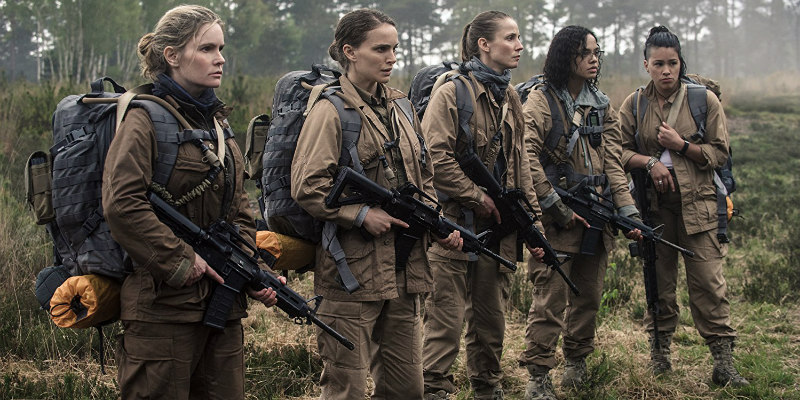 annihilation film