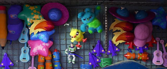 Toy Story 4 Buzz Lightyear Carnival zip tie