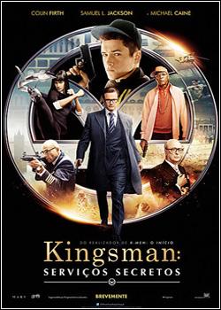 Baixar Kingsman: Serviço Secreto Dublado Grátis