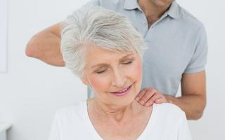 La fisioterapia para los más mayores
