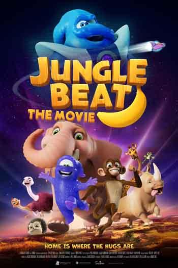 Jungle Beat: The Movie 2021 480p 250MB BRRip Dual Audio