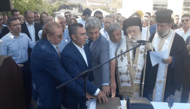 Πρέβεζα: Ορκίστηκε ο νέος Δήμαρχος Νίκος Ζαχαριάς και το νέο Δημοτικό Συμβούλιο Πάργας