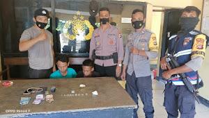 Dua Oknum Pegawai Honorer di Wera di Tangkap Polisi, Diduga Pengendar Narkoba Jenis Sabu Sabu