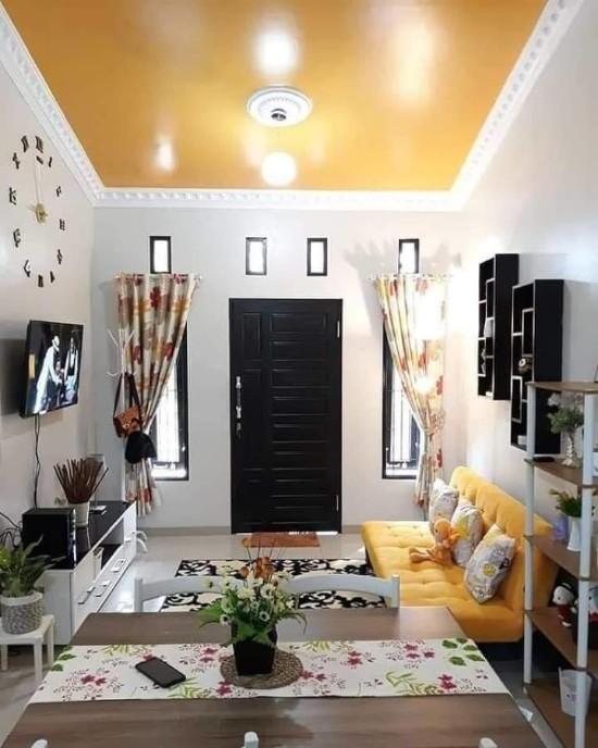 dekorasi rumah kecil minimalis modern