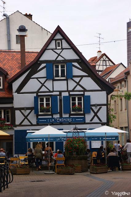 Mulhouse - Maison a colombage