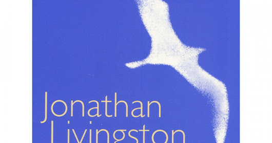 Jonathan Livingston Seagull is the world's edge
