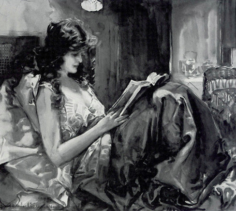 With you howard chandler christy nude about