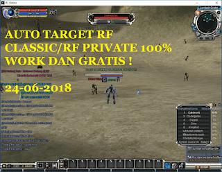 Cara Auto Target RF Classic/Private [Update 2019]