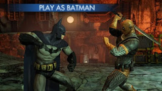Download Game android Batman: Arkham City Lockdown APK+DATA