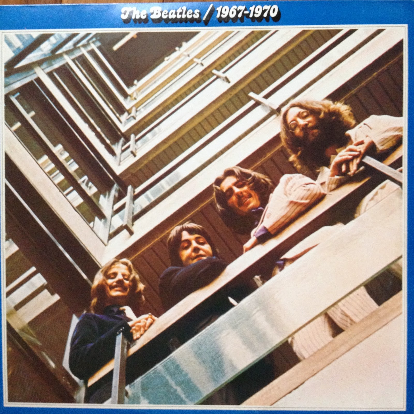 LP of Beatles / 1967-1970